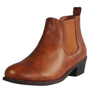 REFRESH TILDON-02 Elastic Chelsea Ankle Booties 10